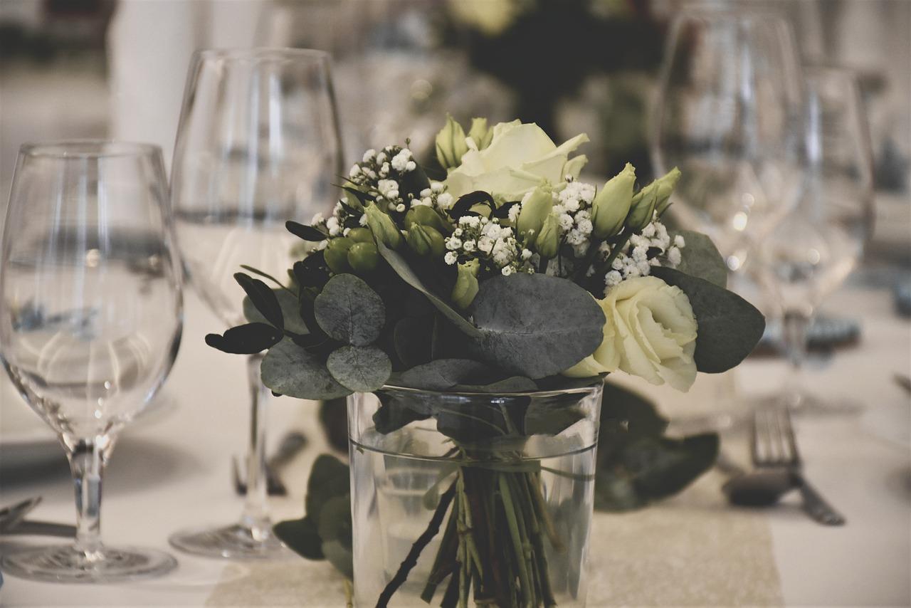 wesela Tychy - wiązanka ślubna